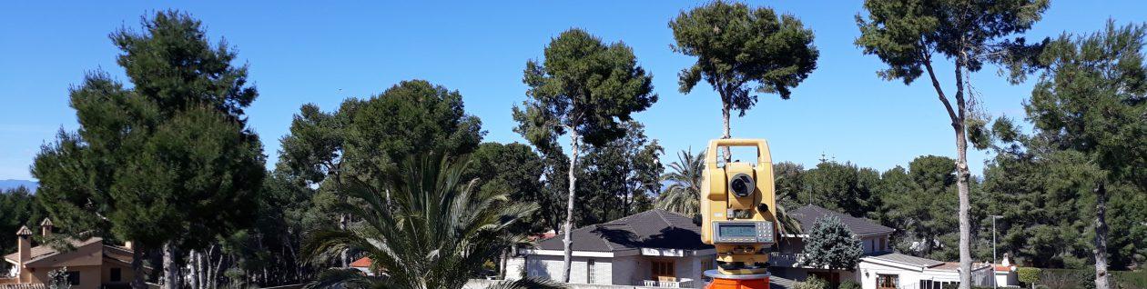 TOPOGRAFÍA EN RIBARROJA Y LORIGUILLA. Tasación de chalets en Villamarxant.